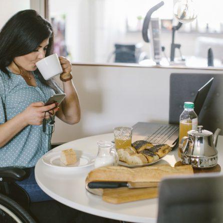 cuidados com cadeirantes